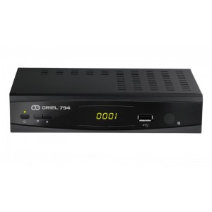 DVB-T2 ресивер Oriel 794