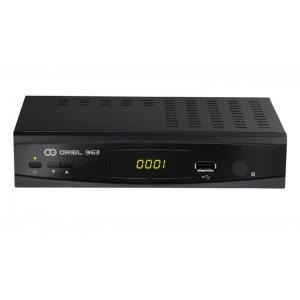 DVB-T2 ресивер Oriel 963