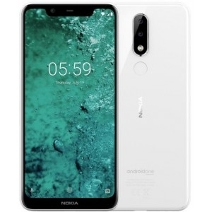Смартфон NOKIA 5.1 WHITE 3/32GB