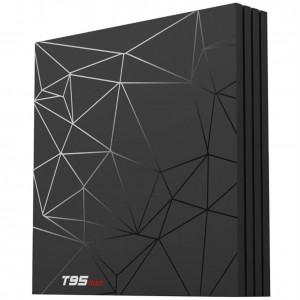 Cмарт ТВ приставка T95 Max TV BOX 4/32GB