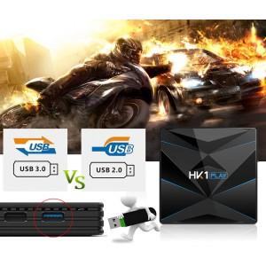 Cмарт ТВ приставка HK 1 Play TV BOX 4/32GB