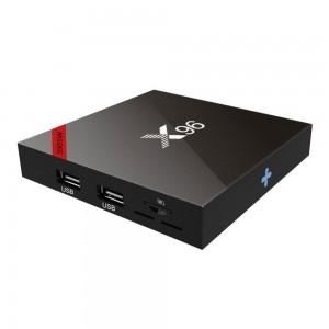 Cмарт ТВ приставка X96 (S905W) TV BOX 2/16GB