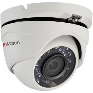 2Мп HD-TVI камера-сфера для улицы HiWatch DS-T203 с ИК-подсветкой
