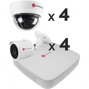 Комплект видеонаблюдения АС-K181 на 8 камер