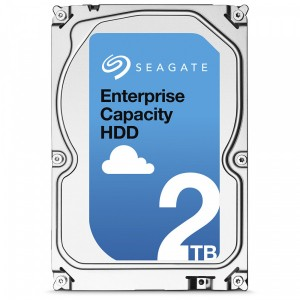 2 Тбайт жесткий диск Seagate ST2000NM0008 серии Enterprise Capacity для систем видеонаблюдения