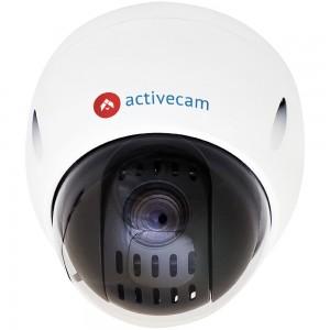 2 Мп вандалостойкий IP мини-SpeedDome ActiveCam AC-D5024 с PoE+