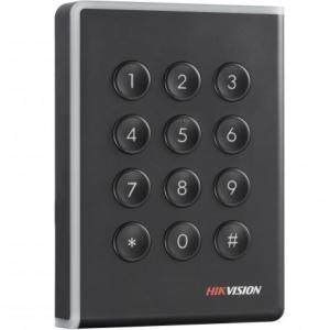 Считыватель EM-Marine карт Hikvision DS-K1108EK с механической клавиатурой
