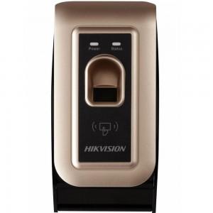 Переносной настольный биометрический считыватель Hikvision DS-K1F800-F
