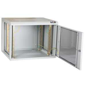 Телекоммуникационный шкаф TLK TWC-126060-G-W-GY