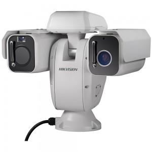 Комбинированная IP поворотная платформа Hikvision DS-2TD6135-50B2L с тепловизором и модулем видимого света
