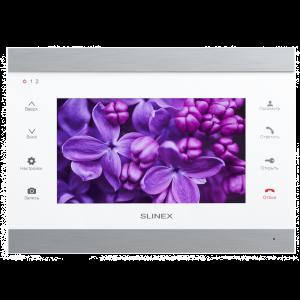 Абонентский монитор Slinex SL‑07IP silver+white