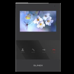 Абонентский монитор Slinex SQ-04 black