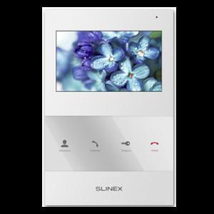 Абонентский монитор Slinex SQ-04 white