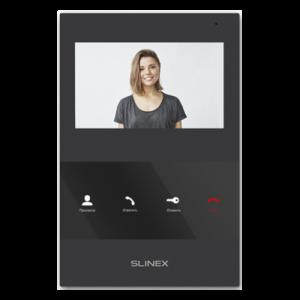 Абонентский монитор Slinex SQ-04M black