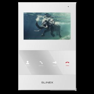 Абонентский монитор Slinex SQ-04M white