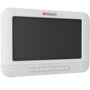 Аналоговый монитор для видеодомофона HiWatch DS-D100M с 7
