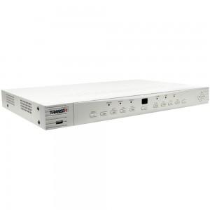 16 канальный (+ 2 IP) гибридный регистратор TRASSIR Lanser 3MP-16 с поддержкой TVI/AHD/CVI