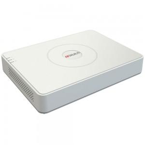 16-канальный (+ 2 IP) DVR с поддержкой TVI до 3Мп и H.265 – HiWatch DS-H216Q
