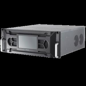 128-канальный NVR Hikvision iDS-96128NXI-I16 с записью 12 Мп, видеоаналитикой