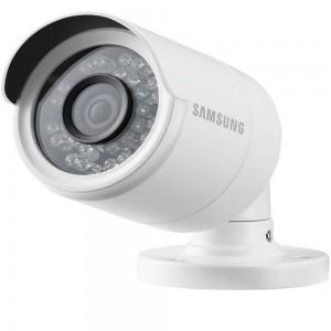 Комплект видеонаблюдения с HDD 1 ТБ Wisenet Samsung SDH-B73023BFP: DVR + 2 уличные AHD камеры