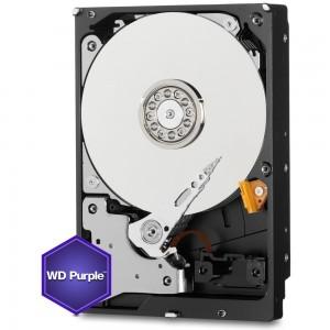 1 ТБ жесткий диск WD10PURZ серии WD Purple для систем видеорегистрации