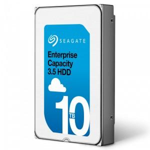 10 ТБ жесткий диск Seagate ST10000NM0016 серии Enterprise Capacity для систем видеонаблюдения
