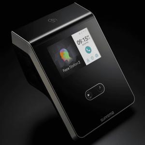 Автономный контроллер Wisenet FaceStation2 с биометрическим и RFID считывателями