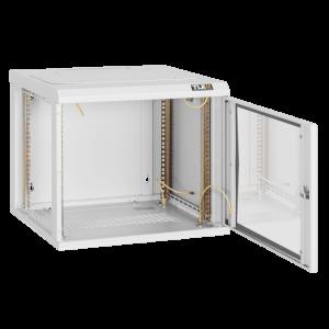 Телекоммуникационный шкаф TLK TWC-095360-G-W-GY