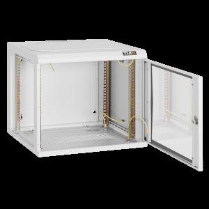 Телекоммуникационный шкаф TLK TWC-155360-G-W-GY