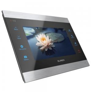 Абонентский монитор Slinex SL‑07IP silver+black