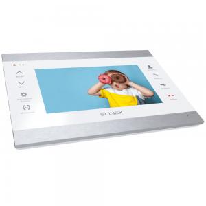Абонентский монитор Slinex SL-07M silver+white