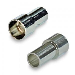 Обжимное кольцо для разъемов на кабели RG58, RG-142, RG-400, LMR-195, LMR-200 (диам. 6,5х8,5 мм)