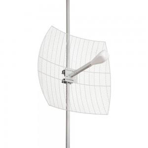 KNA21-1700/2700 - Параболическая MIMO антенна 21 дБ