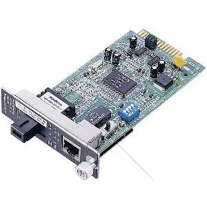 Модуль оптический WDM конвертер 10/100Base-TX в 100Base-FX одно волокно, LFP, SC, sm, 1550nm, 20 km