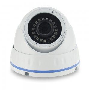 Уличная купольная AHD/CVI/TVI/CVBS видеокамера 2 Мп 3,6 мм LIRDNHTC200FSL