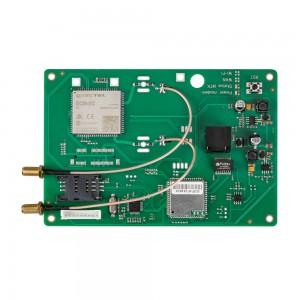 Роутер Kroks Rt-Brd RSIM mQ-EC с SMD модемом Quectel EC25-EC, с поддержкой SIM-инжектора
